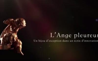 Vidéo – La réalisation de l'Ange Pleureur