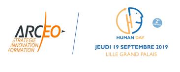 ARCEO Haut-De-France au HUMAN DAY à Lille
