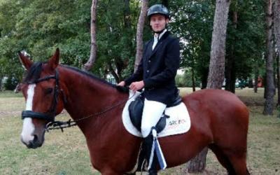 Félicitation à Victor et son cheval Britney